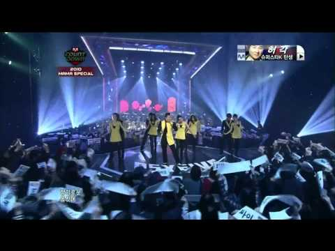 PSY_101028_M Countdown_Come Back Stage