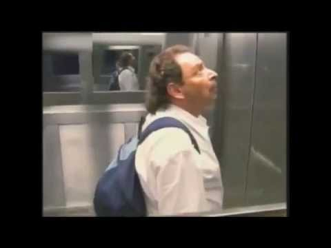 The Best Ghost-In-The-Elevator Prank In The World