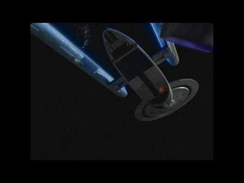 A Tribute to Star Trek Ships