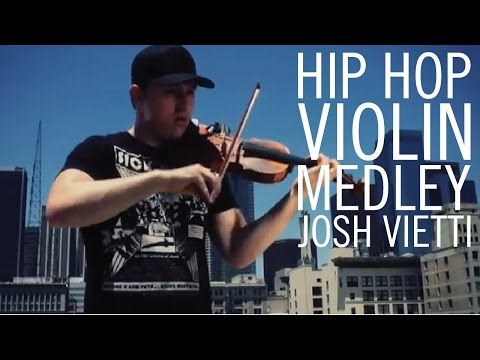 "Josh Vietti Promo Video - ""Hip Hop Violin Medley"""