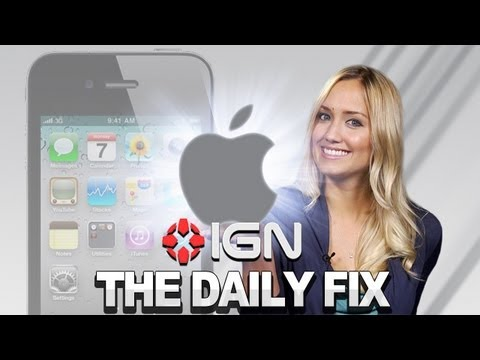 iPhone 5, New RE6 Demo &amp; Ubisoft's DRM! - IGN Daily Fix 09.05.12
