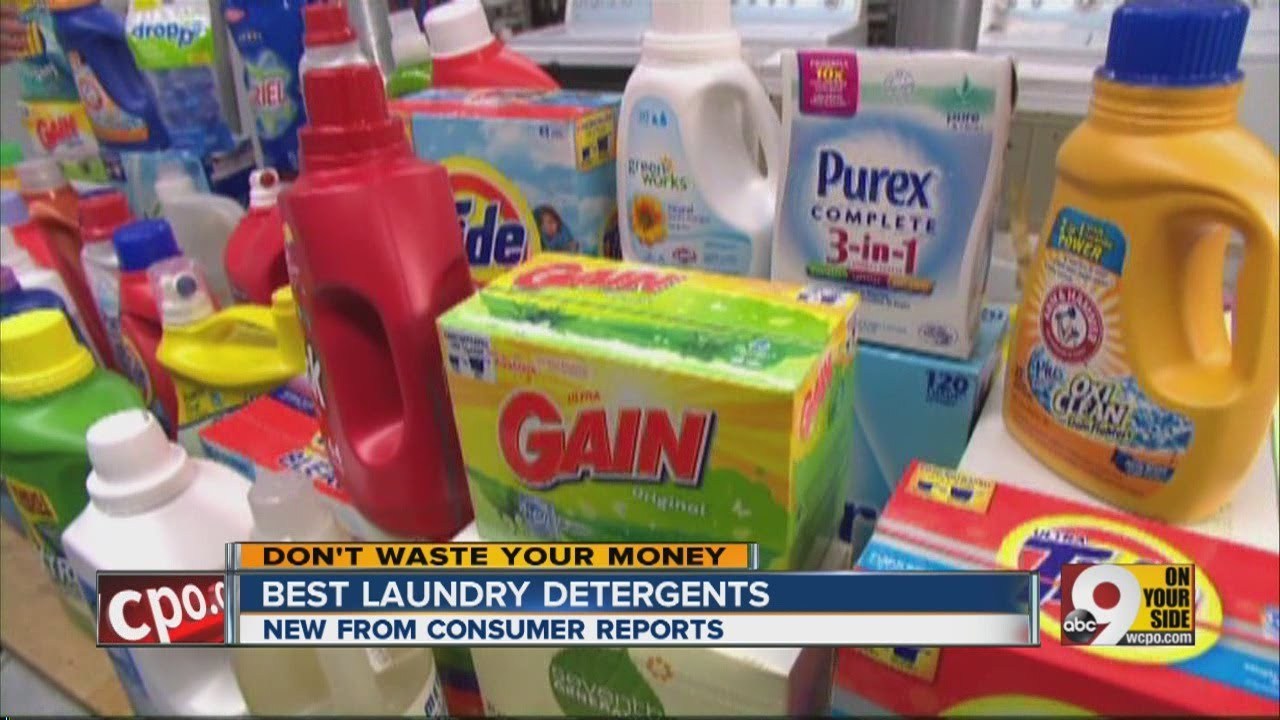 4 p s of marketing and tide laundry detergent
