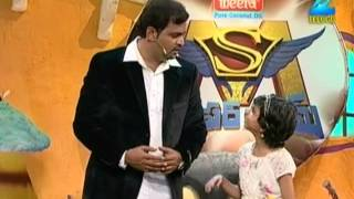 Super Mom Show on 21-09-2012 (Sep-21) Zee Telugu TV
