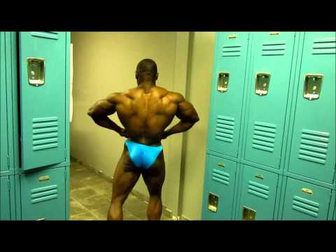 Milton Holloway 2-15-2012 Road to the Arizona Pro
