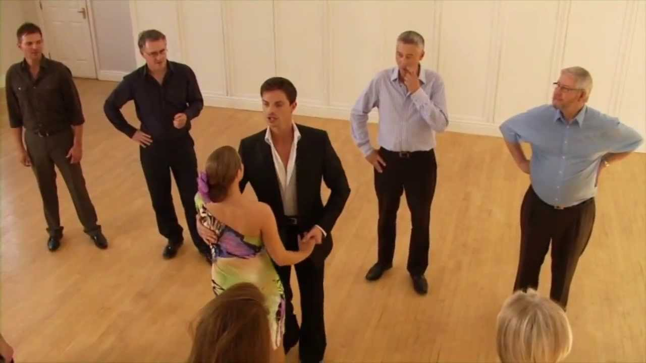 Swing dance lessons for beginners with Brian Fortuna