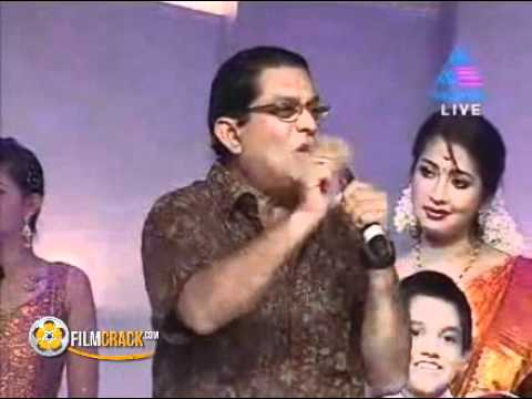 jagathy's amazing speech in munch starsinger (