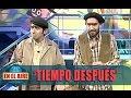 Berto Romero y Jorge Ponce representan tres escenas de la novela de José Luis Cuerda en En el aire