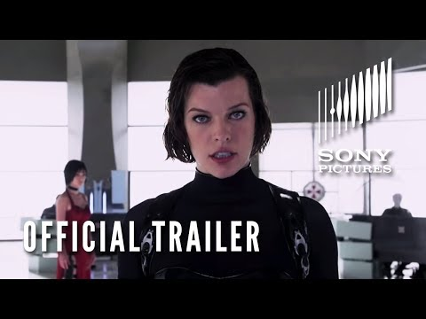 Resident Evil: Retribution (3D) - Official Trailer - En Cines 9/14