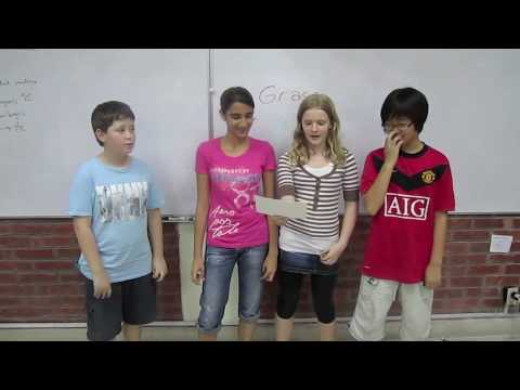 Carbon Cycle Skit
