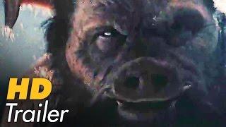 WILD BOAR Teaser Trailer (2015) Creature Horror