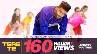 Guru Randhawa TERE TE ft. Ikka  Bhushan Kumar  Zaara Y  Director Gifty  Vee Abhijit V  T-Series