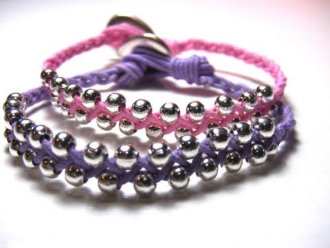 Beading Crafts - Summer Bracelet