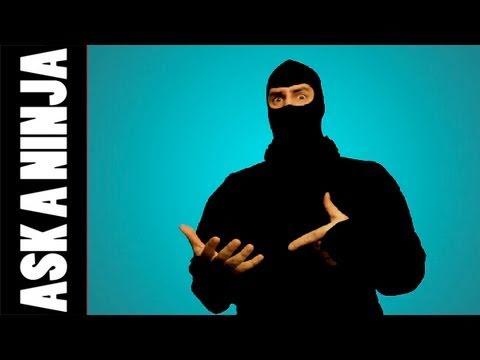 Ask A Ninja: The Stare - 04.22.11