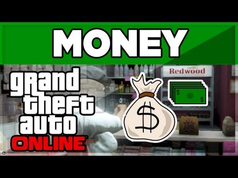 "GTA 5 ONLINE: ""HOW TO STORE MONEY""  Tutorial (Money, ATM)"