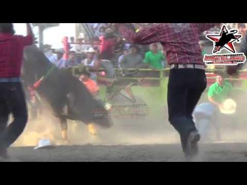 ¡¡¡EL TORO MAS RAPIDO DE AMERICA!!! EL VIRUS en Pico Rivera (1080p HD)