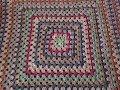 VERY EASY crochet granny square blanket - never ending crochet granny square baby blanket