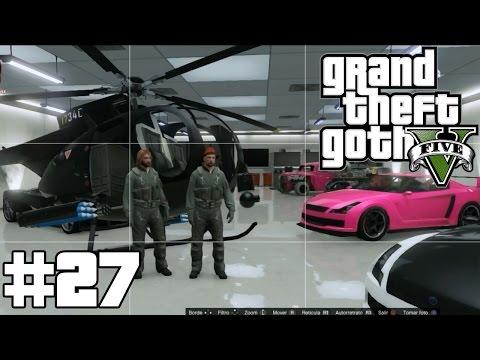 LA RULETA RUSA! GTA V #27 en Español - GOTH