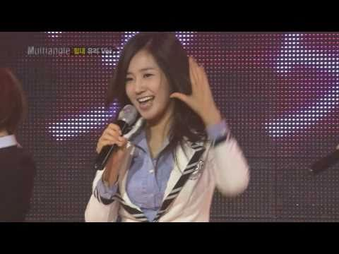HD SNSD - Way To Go [Yuri] Multi Angle ver. The M 9of14 Mar27.2009 GIRLS' GENERATION 720p