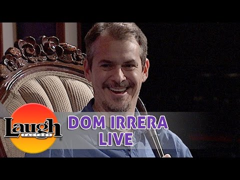 Flip Schultz - Dom Irrera Live From The Laugh Factory (Podcast)