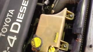 ДВС (Двигатель) Toyota Avensis (1997-2003) Артикул 900049838 - Видео