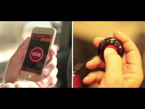 بالفيديو .. خدمة أمنك بلمسة زر من شرطة دبي Your Safety by a Touch of a Button Service By Dubai Police