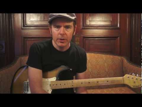 Tighten Up Your Blues: #6 Tritones