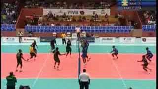Fabian Cox #3 Top Volleyball Plays