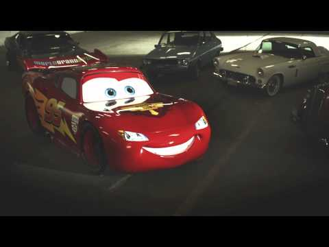 "Cars 2: Moderatto - ""Autos, Moda y Rock and Roll"""