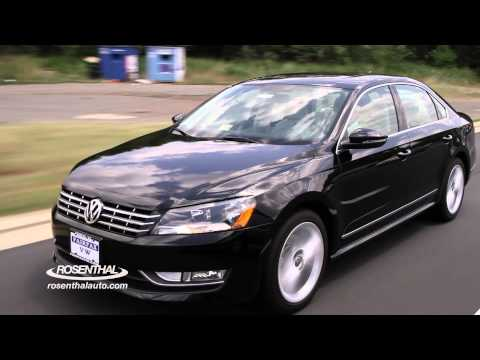 2012 VW Passat Test Drive &amp; Review