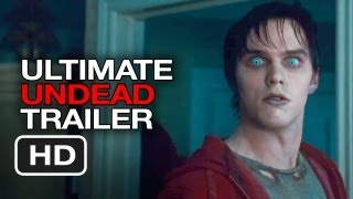 Warm Bodies Undead Trailer - Nicholas Hoult Zombie Movie HD