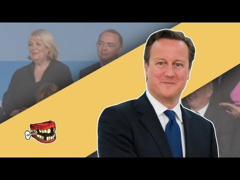 Cassetteboy - David Cameron's School Days // Bad Teeth
