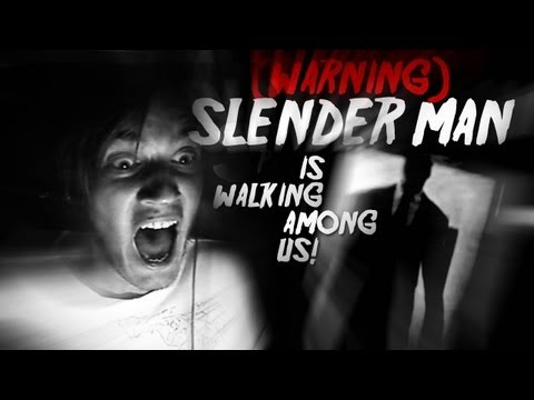 SCARIEST GAME EVER ;_; - SLENDER - Part 3 - Let's Play, Playthrough