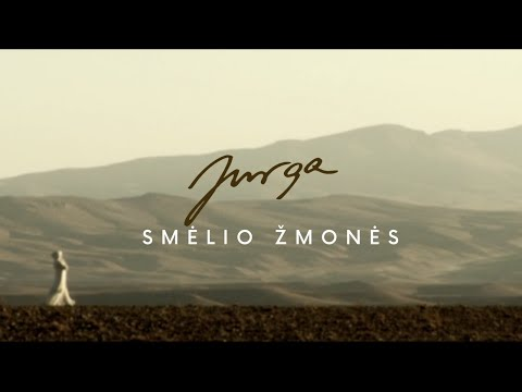 Jurga - Smelio zmones (official video)
