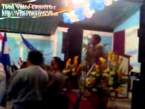 Profecia para Nicaragua Pr.Rodolfo Arias.wmv