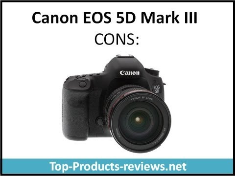Canon EOS 5D Mark III - Learn The Truth In My Canon EOS 5D Mark III Review