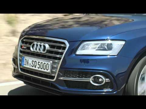 Der Audi Q5 - neue Power für den Erfolgstyp