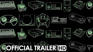 VIDEO GAMES: THE MOVIE Trailer (2014) HD