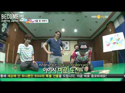 [B1SS] 120817 Hello Baby Season 6 with B1A4 - Episode 4 (1/4)