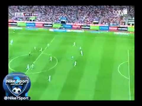 فيديو شاهد اهداف مباراة اتلتكو مدريد 1-0 ريال مدريد نهائي كأس السوبر الاسبانية 2014