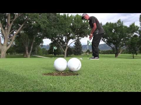 Amazing Golf Trick Shots -- ChemicaVision