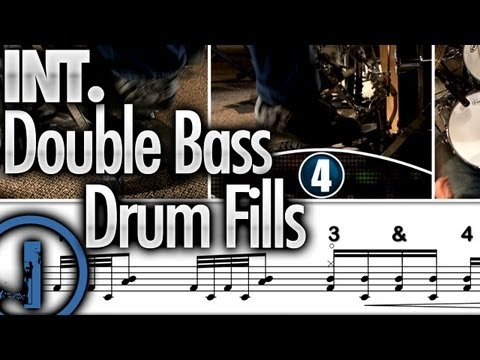 Intermediate Double Bass Fills