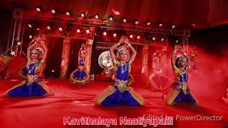 Semi Classical Dance performed by our students