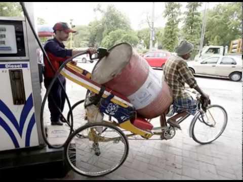 Skup benzin, a treba se voziti