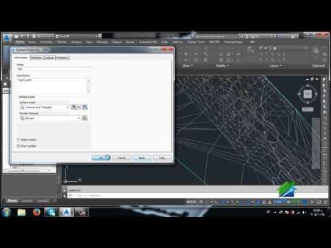 AutoCAD CIVIL 3D | Aldarayn Academy | LEC 3