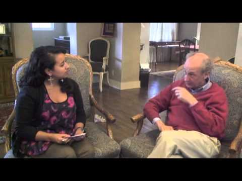 Emily Baeza '66 Interviews Dr. James Galloway '66