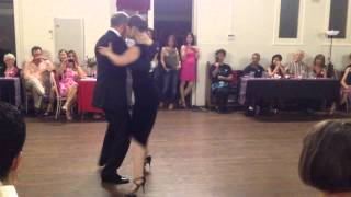 Pink Ribbon Fundraiser Milonga - Performances from Tangueros - 2 of 3