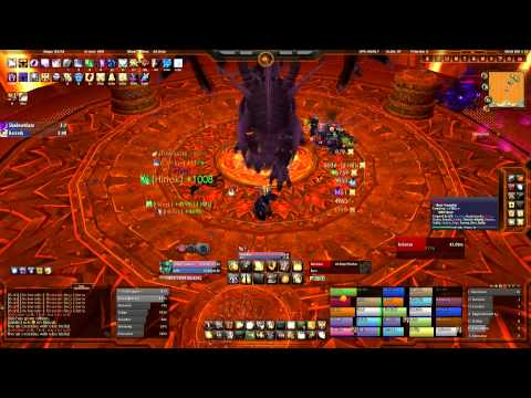 World of Warcraft - Nefarian 25  (Paladin Tank How to & Kill!)  (Towelliee) - TGN.TV