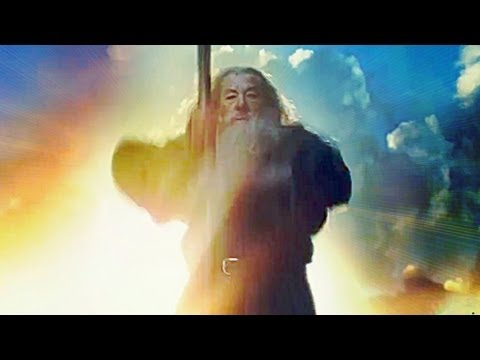 THE HOBBIT TRAILER REMIX / Misty Mountains