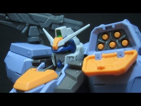 MG Duel Assault Shroud (Part 5: Verdict) Gundam Seed gunpla plastic model review