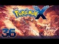 Let's Play Pokemon X Part 36 Team Flare Xerosic - Gameplay Walkthrough